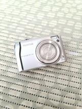 Fujifilm FinePix F Series F40fd 8.3 MP Digital Camera- Silver. - $15.99