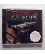 Kenny G Auld Lang Syne Sealed Freedom Mix CD New Year's Holiday - $6.80