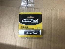 ChapStick Classic Original Lip Balm, 0.15 oz - $5.44