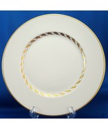 "Franciscan Del Monte Salad Plate Cream with Gold 8.25"" Mid Century - $6.68"