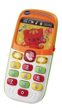 VTech Little SmartPhone Teaches Numbers Colors Toy Babies Playful Learning  - $17.81
