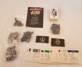 Monopoly Star Wars Limited Collectors Edition Game Replacement Piece Lot... - $15.83