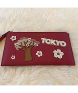 Women's Pink Michael Kors Illustrations Tokyo  Clutch - $120.83