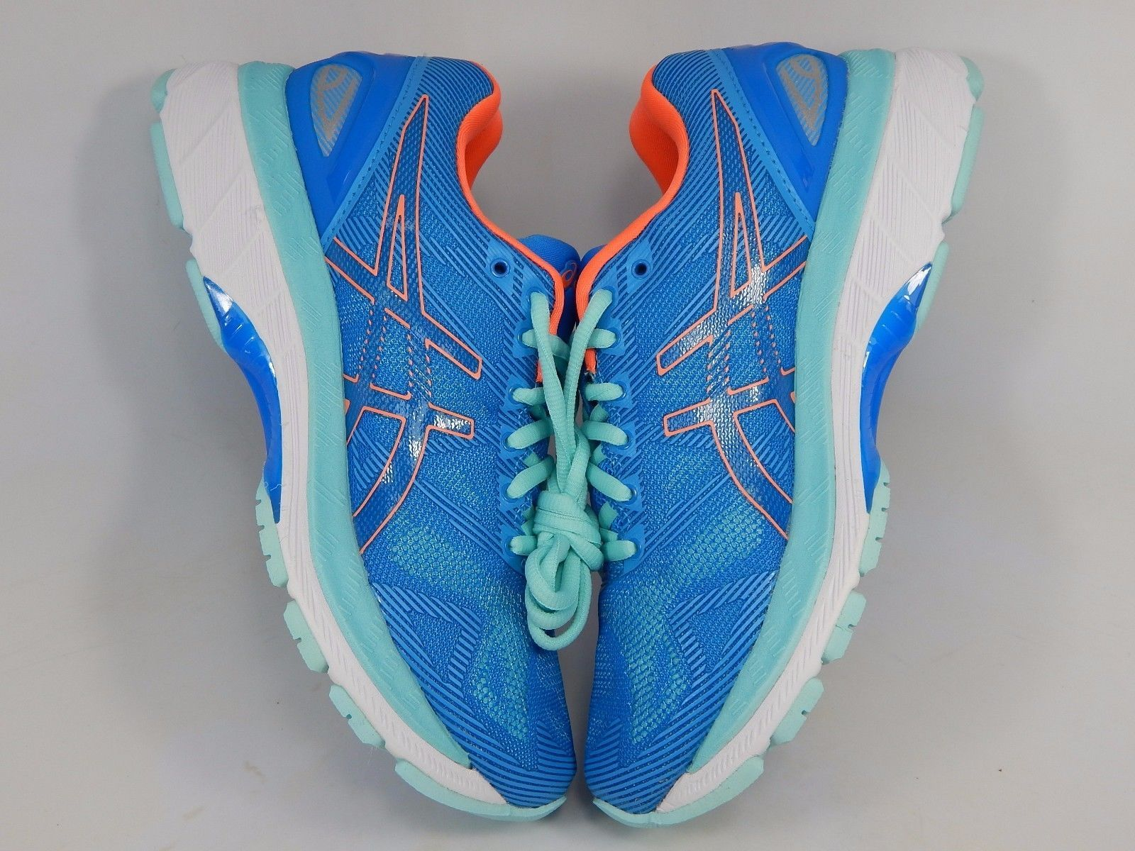 Asics Gel Nimbus 19 Women's Running Shoes Size US 7 M (B) EU 38 Blue T750N