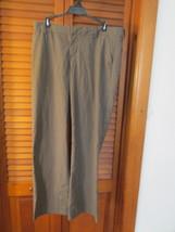 Size 10 R Womens Dress Pants 10R GAP Gray TF208/ALSlks - $12.48
