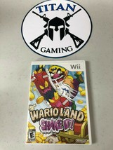 Wario Land: Shake It (Nintendo Wii, 2008) - $13.30