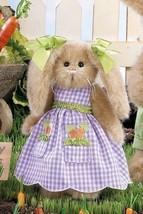 "Bearington Bears ""Anita Carrot""  10"" Plush Rabbit- #420168 - New-  2013 - $34.99"