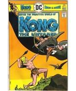 Kong The Untamed Comic Book #5 DC Comics 1976 VERY FINE- - $5.48