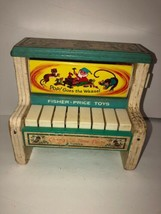 Vintage Rare Change a Tune Piano. 1969. Fisher-Price Toys - $29.33