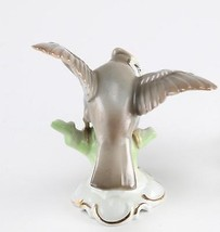 "Rare Vintage Porcelain Gerold & Co Tettau 5 3/8"" Bird Figurine Bavaria G... - $49.50"