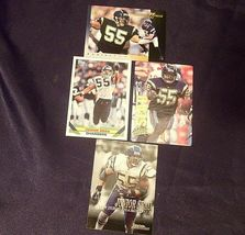 Junior Seau - San Diego Chargers # 55 LB Football Trading Cards AA-19FTC30103 Vi image 3