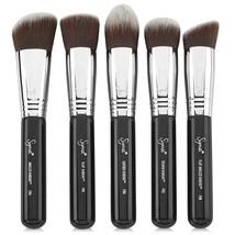 Sigma Beauty Kabuki 5 ‑ Brosse Kit, Professionnel Collection, Tout Nouveau - $54.43
