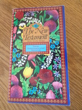 The New Testament With Study Helps New International Version - $10.00