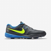 Mens Guys Nike Lunar Command Golf Shoes Sb Sneakers New 004 $150 Gray - $58.99