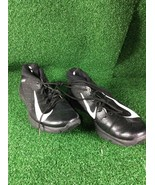 Team Issued Baltimore Ravens Nike Vapor 18.0 Size Sneakers - $7.99