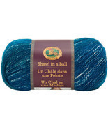 """Shawl In A Ball Yarn-Healing Teal, Set Of 3"" - $474,24 MXN"
