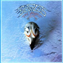 EAGLES - GREATEST HITS CD - Gently Used - 10 Songs - FREE SHIP - $9.99