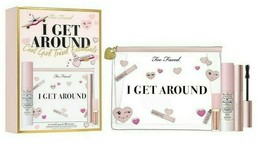 Too Faced~4-Pc. I Get Around Cool Girl Travel ~ Value Set($65) ~ NIB ~ FAST SHIP - $24.65