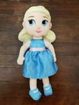 "Disney Store 12"" Cinderella Animators Collection Toddler Plush Doll - $19.34"