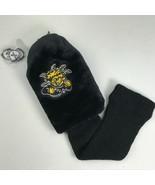 WSU Wichita State Shockers PING Plush Furry Driver Head Cover Black Head... - $16.98