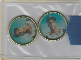 1987 Topps Coins Dwight Gooden Mets Lot of 2 - $1.35