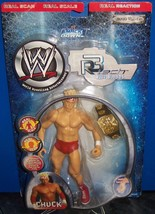 "NEW! 2002 Jakk's R3 Tech Blue Bloods ""Chuck"" Palumbo Action Figure [1080] - $19.79"