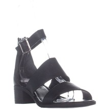 Steve Madden Daly Mule Flat Sandals, Black - $27.99