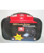NES/SNES CLASSIC EDITION DELUXE TRAVEL CASE (New) - $42.00