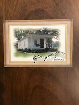Elvis Presley Birthplace Postcard - Tupelo, Mississippi  - $6.92