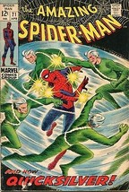 Amazing Spider-Man #71 VG+ 1969 Marvel Comic Book - $35.00
