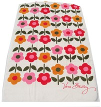 Vera Bradley Beach Towel in Folkloric - $50.00