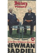 History Today BBC from Mary Whitehouse Experience NEWMAN BADDIEL #18 VHS... - $4.15