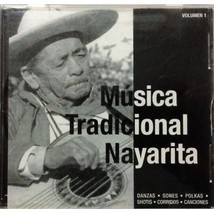 Musica Tradicional Nayarita CD - $5.95