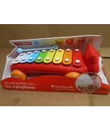 Skip Hop EXPLORE AND MORE FOX XYLOPHONE Baby Musical Toys Activities ~ - $18.69