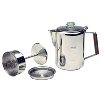 Texsport 9 Cup Stainless Percolator 13215 - $43.54