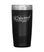 Kirkwood Double Wall Vacuum Insulated Stainless Steel Tumbler 20 OZ Engr... - $34.99