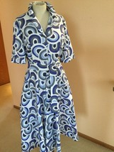 Women's Dress,XL,Blue,,Short Sleeves ,Armani Collezioni,NWOT - $118.80