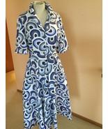 Women's Dress,XL,Blue,,Short Sleeves ,Armani Collezioni,NWOT - $118.80