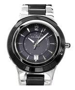 AQUASWISS Men's Stainless Steel & Ceramic Brand New Watch w/Date Retail:... - $145.00