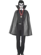 PVC Mantello da Vampiro, Halloween Costume Accessori, Taglia Unica, Unisex - $5.60
