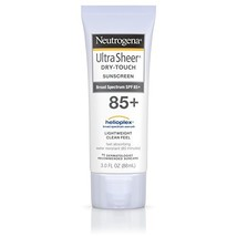 Neutrogena Ultra Sheer Dry-Touch Water Resistant and Non-Greasy Sunscree... - $11.72