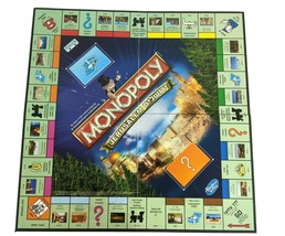 Monopoly Jerusalem Board Game ONLY Israel In Hebrew & English Rare Missi... - $26.06
