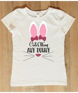 Cuter Than Any Bunny Easter Shirt, Easter Bunny Shirt for Girls and Boys - $11.99+
