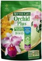 Better-Gro 1 lb. Orchid Plus Fertilizer. 20-14-13 - $15.97