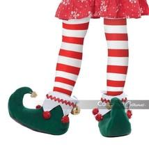 California Costume Elf Child Santa Christmas Xmas Costume Accessory Shoe... - $14.99