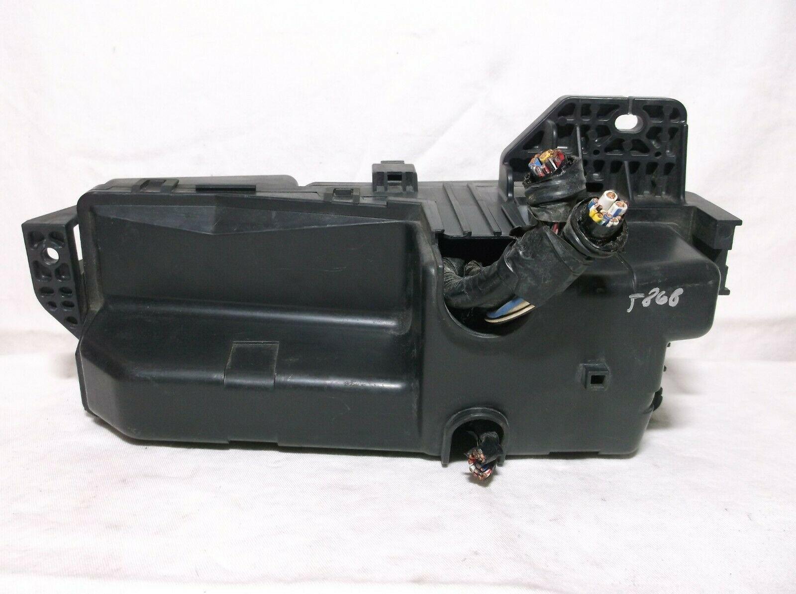 03-04-05-06-07 Honda Accord   2 4l   Engine Bay   Fuse   Relay   Box