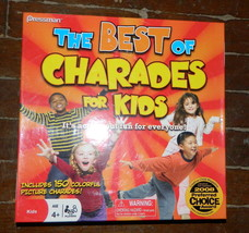 The Best of Charades For Kids  Game-Complete - $14.00