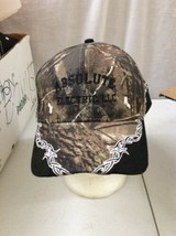 Baseball Cap Trucker Hat Hook And Loop Camo Absolute Electric LLC - $39.99