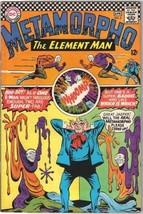 Metamorpho Comic Book #5 DC Comics 1966 FINE- - $15.44
