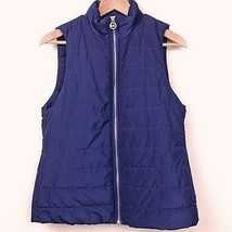 MICHAEL KORS QUILTED PUFFER VEST NWT$125 SIZE M - $43.54